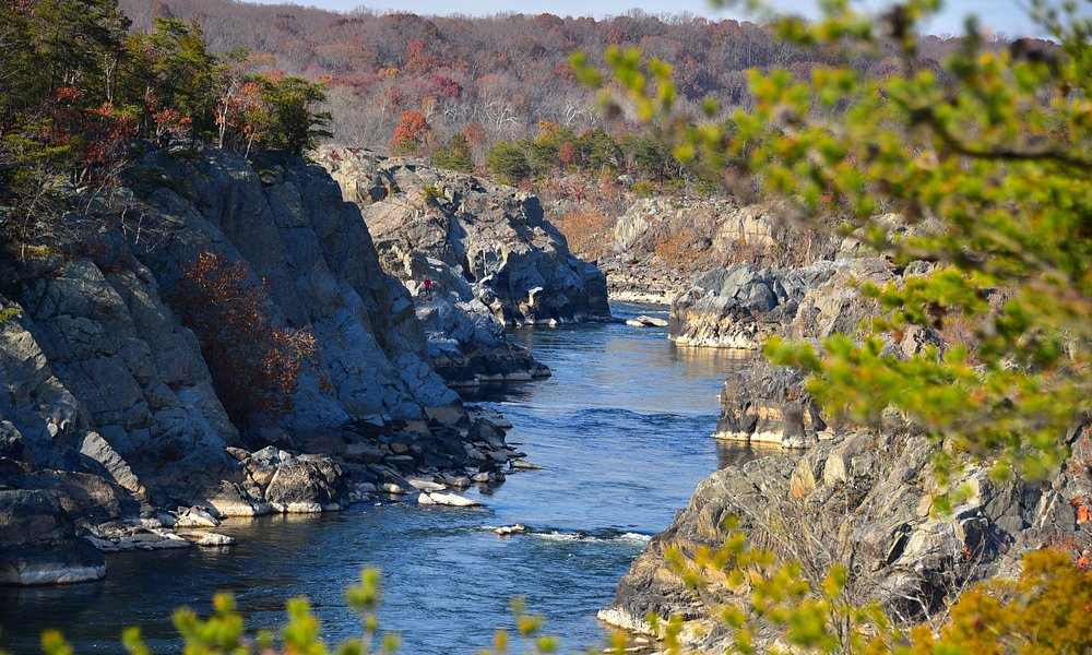 Billy Goat Trail at C&O Canal Park