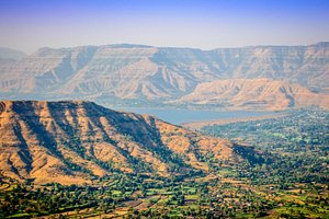 View from Panchgani