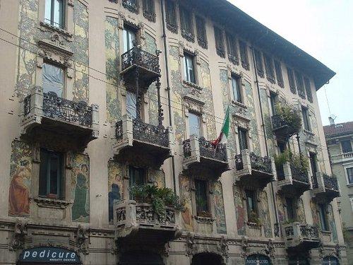 Casa Galimberti (1902-04)