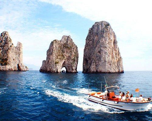 Motoscafisti di Capri