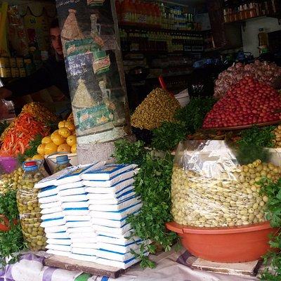 The best olives in El Jadida