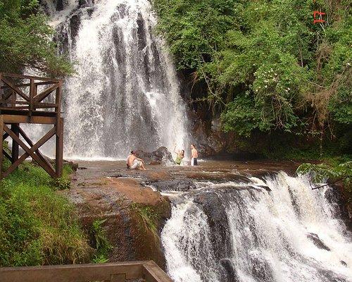 Cachoeira da Ponte Molhada