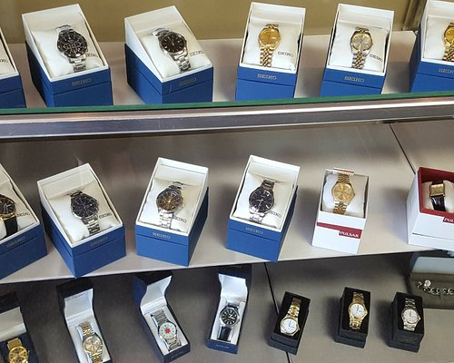 Watches for men and women. They also replace batteries for SUPER CHEAP!!!