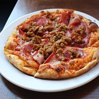 Pepperoni & Sausage Personal Pizza