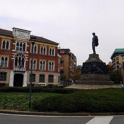 Дом на площади Буонаротти