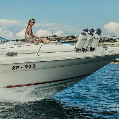 Indimenticabile gita in barca lungo la Costa Slovena - 11/2016