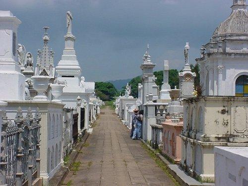 Cementerio de Granada.