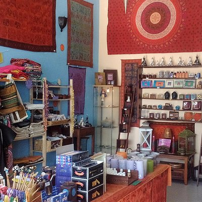 Incense, oil burners, lamps, candles, boxes, originating from India, Nepal,Tibet and other count