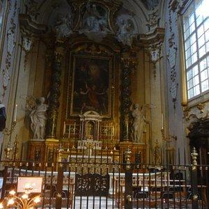 altar principal, lindo