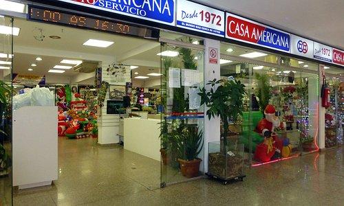 Casa Americana - Shopping Americana / Ciudad del Este, Paraguay