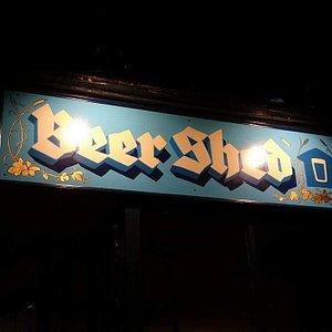 Beer Shed Micropub