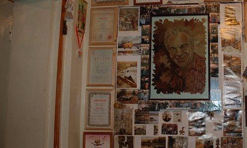 Автопортрет мастера с золотыми руками Юркова