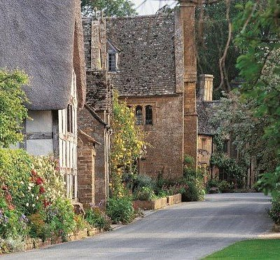 Cotswolds Mystery Tour