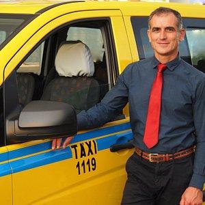 Taxi-Nr.1119 Funchal Taxi-Madeira Miguel Pereira