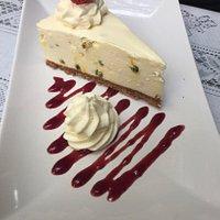 Passionfruit Cheesecake