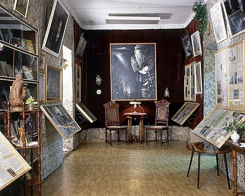 Inside Museum - Apartment of Anna Akhmatova, St.Petersburg, Russia