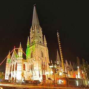 San Thome Church Chennai India