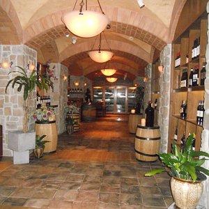 Wine Cellar within The Rio Casino