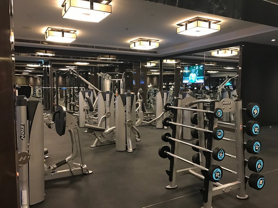 Crown Towers Perth Gym Pictures Reviews Tripadvisor