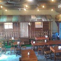 traditional decor..