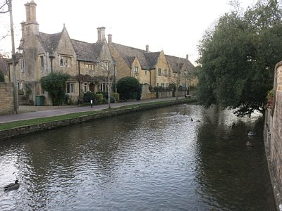 Typical Cotswold brickwork