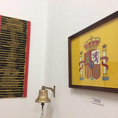 Museo Naval de Canarias.
