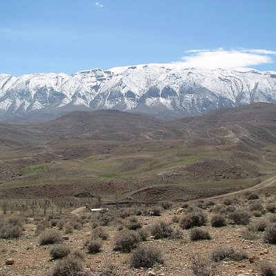Mount Derak (known as Mother Mount) is a sedimentary rock mountain located in Shiraz, Fars.