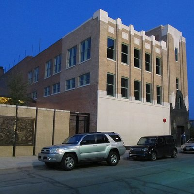 508 Park Building after 95% complete exterior restoration