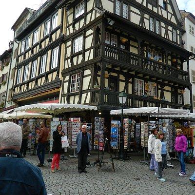 Edificio de Le Coin D'Alsace