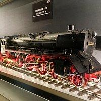 ドイツ国鉄01形蒸気機関車