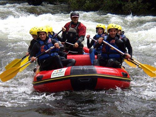 Rafting - Alto Tormes (Sierra de Gredos)