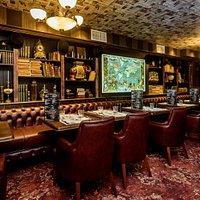 La salle du Sherlock Pub Lille