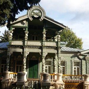 Музейно-Выставочный Центр Дома Народного Творчества