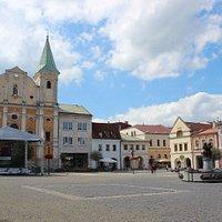 Chiesa e piazza