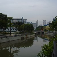 運河の様子