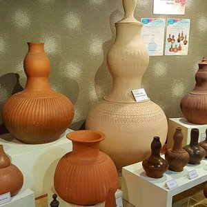 clay potteries