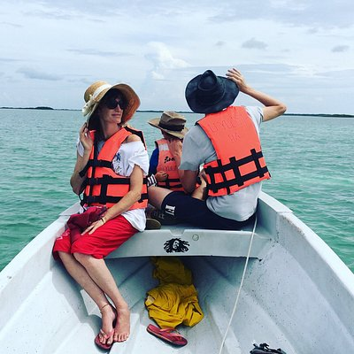 Private Sian Kaan tour perfect for families