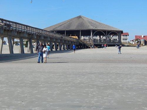 Tybee Island Pier/Pavilion