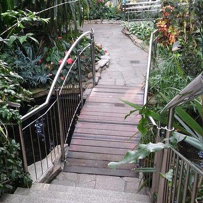 Romantyczy mosteczek