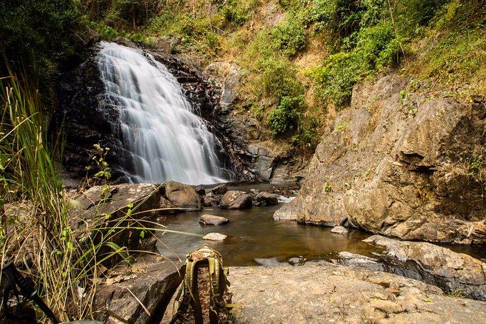 Song Nang water falls