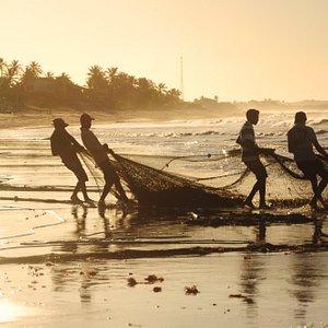 Praia de Carnaubinha/RN