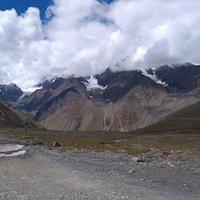 Mountains near Kunzum pass