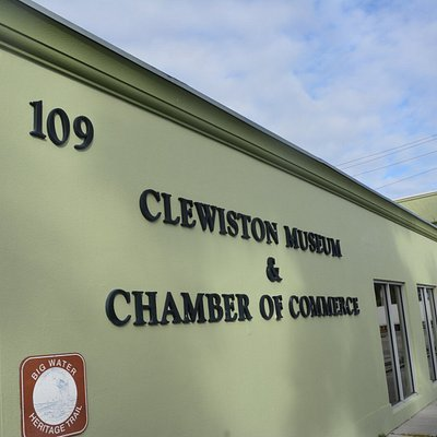 Clewiston Museum building