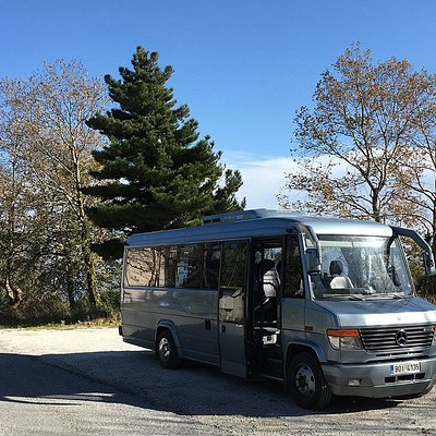 We have a variety of buses to rent from 12 to 25 seater buses up to 40 seater buses