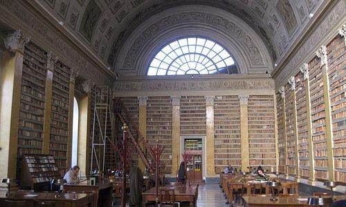 la sala Maria Luigia