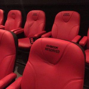 UltraStar Cinemas Hazard Center