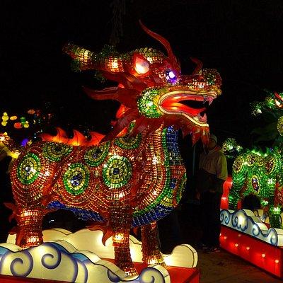 Ohio Chinese Lantern Festival