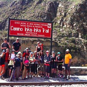 Evolution Treks Peru Inca trail photo