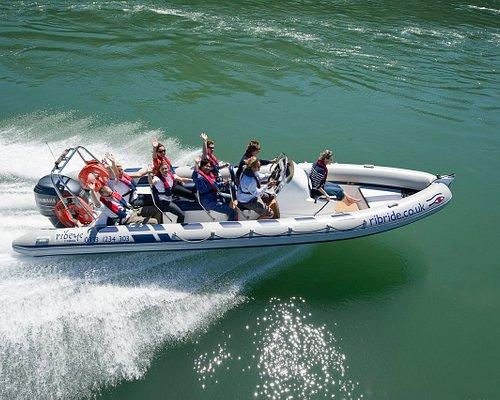 Ribride Adventure Boat Tours