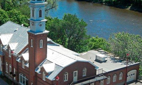 Du clocher de l'église